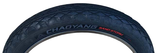26x400 Fat Bike Tire 100 559 Chaoyang Sand Storm H 5193 30 Tpi